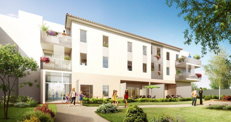 Achat / Vente programme immobilier neuf Quincieux République (69650) - Réf. 1455