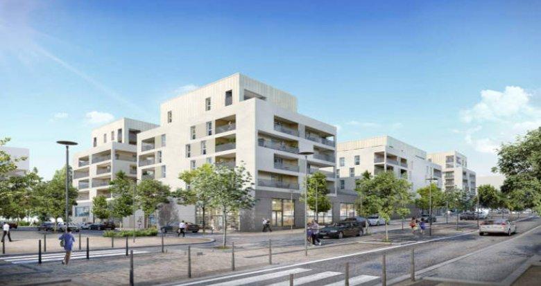 Achat / Vente programme immobilier neuf Rillieux-la-Pape proche centre (69140) - Réf. 2784