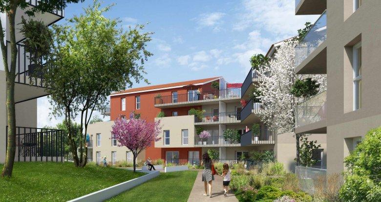 Achat / Vente programme immobilier neuf Rillieux-la-Pape proche parc Brosset (69140) - Réf. 1517
