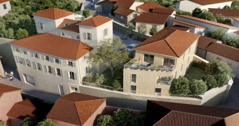Achat / Vente programme immobilier neuf Rochetaillée-sur-Saône au cœur d'une atmosphère village (69270) - Réf. 5413