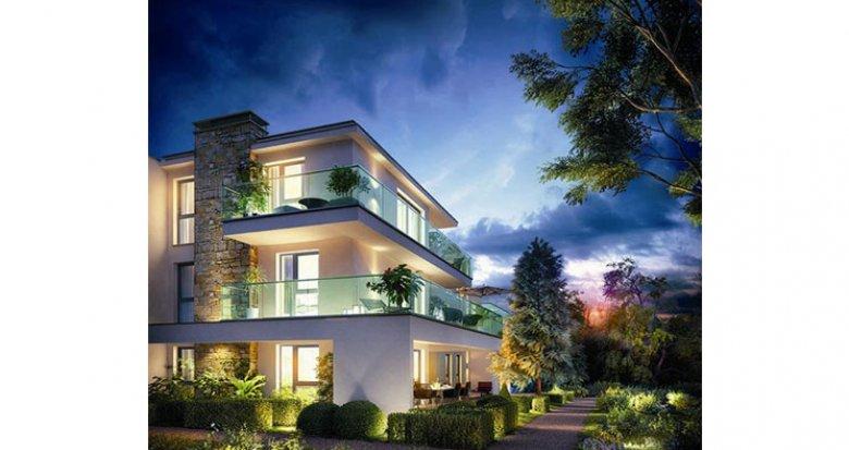 Achat / Vente programme immobilier neuf Saint-Cyr-au-Mont-d'Or proche centre (69450) - Réf. 1207