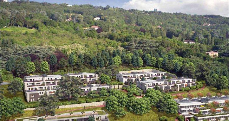 Achat / Vente programme immobilier neuf Saint-Cyr-au-Mont-D'Or sur les hauteurs (69450) - Réf. 5333