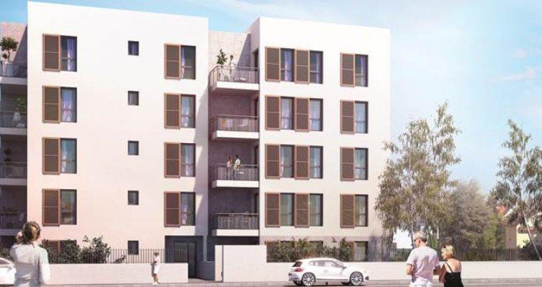 Achat / Vente programme immobilier neuf Saint-Priest 10 minutes centre-ville (69800) - Réf. 569