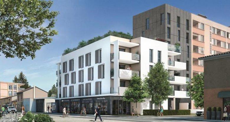 Achat / Vente programme immobilier neuf Sainte-Foy-lès-Lyon proche clinique Charcot (69110) - Réf. 1479
