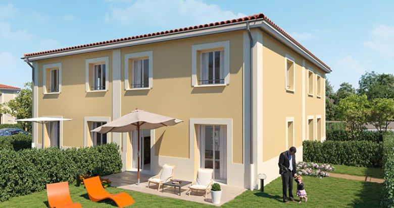 Achat / Vente programme immobilier neuf Sérézin-du-Rhône (69360) - Réf. 963