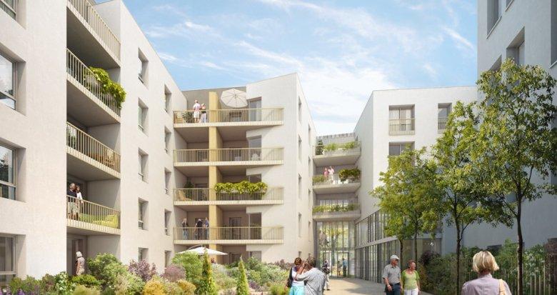 Achat / Vente programme immobilier neuf Tassin-la-Demi-Lune résidence seniors (69160) - Réf. 1568