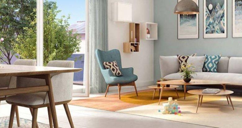 Achat / Vente programme immobilier neuf Vaulx-en-Velin quartier Village (69120) - Réf. 4144