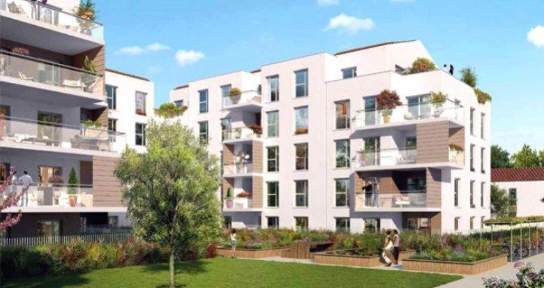 Achat / Vente programme immobilier neuf Vaulx-en-Velin TVA réduite à 5,5% (69120) - Réf. 744