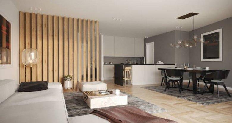 Achat / Vente programme immobilier neuf Vénissieux à 450 mètres du tramway (69200) - Réf. 5768