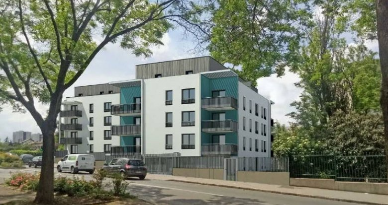 Achat / Vente programme immobilier neuf Vénissieux à proximité du centre (69200) - Réf. 4844