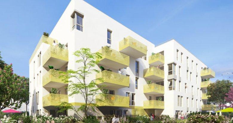 Achat / Vente programme immobilier neuf Vénissieux proche commodités et transports (69200) - Réf. 1665