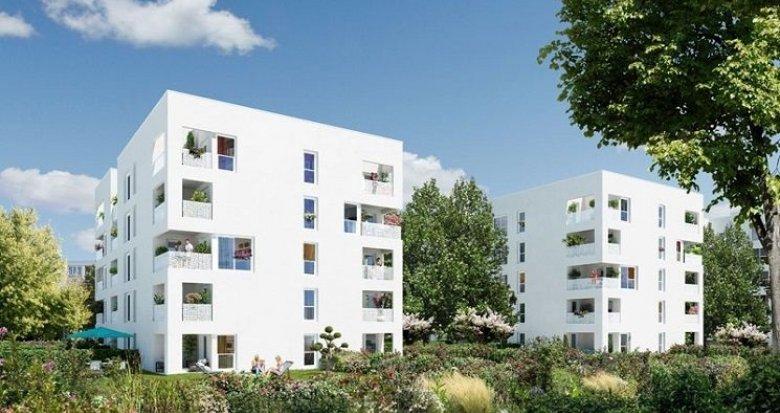 Achat / Vente programme immobilier neuf Vénissieux proche parc Louis Dupic (69200) - Réf. 763