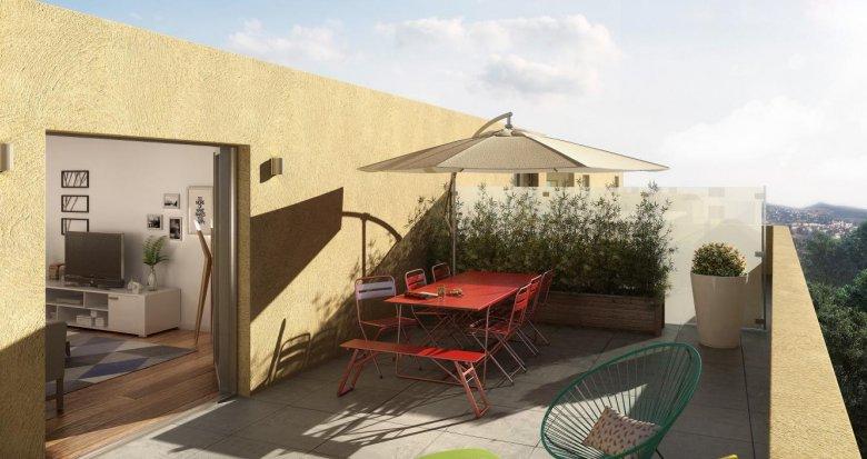 Achat / Vente programme immobilier neuf Vénissieux proche square Romain Rolland (69200) - Réf. 1367