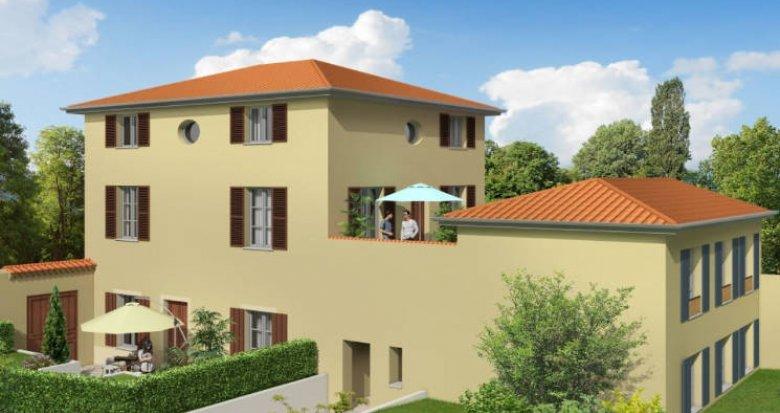 Achat / Vente programme immobilier neuf Vernaison à proximité du bus (69390) - Réf. 4838