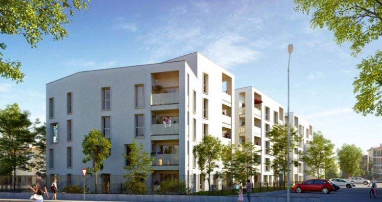 Achat / Vente programme immobilier neuf Villefranche-sur-Saône à 20 min de Lyon (69400) - Réf. 4994