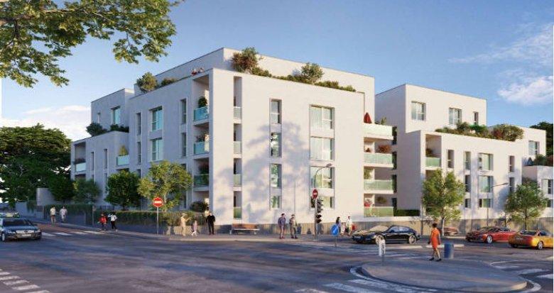 Achat / Vente programme immobilier neuf Villefranche-sur-Saône à 3 min du centre-ville (69400) - Réf. 4691