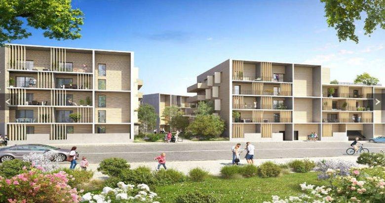 Achat / Vente programme immobilier neuf Villefranche-sur-Saône cœur de ville (69400) - Réf. 3357