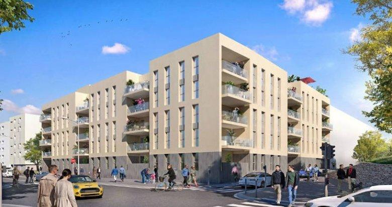 Achat / Vente programme immobilier neuf Villefranche-sur-Saône proche de la gare (69400) - Réf. 4378