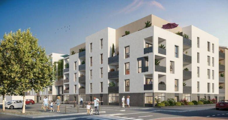 Achat / Vente programme immobilier neuf Villefranche-sur-Saône Résidence seniors (69400) - Réf. 5685