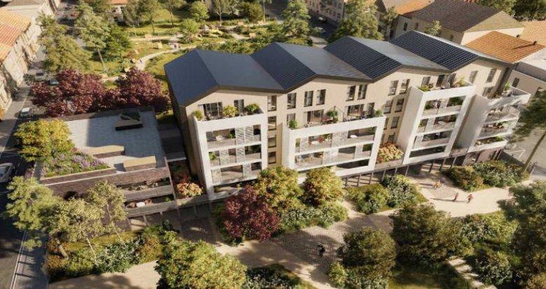 Achat / Vente programme immobilier neuf Villeurbanne à 290m du métro République (69100) - Réf. 5080