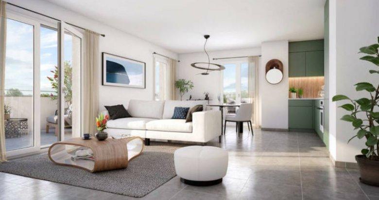 Achat / Vente programme immobilier neuf Villeurbanne à 500 m du métro Gratte-Ciel (69100) - Réf. 5726