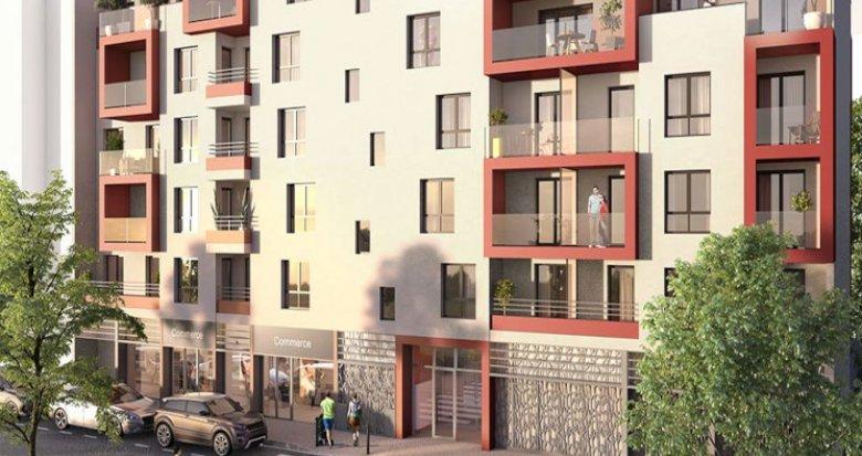 Achat / Vente programme immobilier neuf Villeurbanne Est proche Carré de Soie (69100) - Réf. 5503