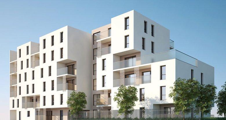 Achat / Vente programme immobilier neuf Villeurbanne proche des commodités (69100) - Réf. 2378