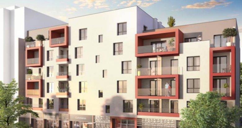 Achat / Vente programme immobilier neuf Villeurbanne proche écoles (69100) - Réf. 3342