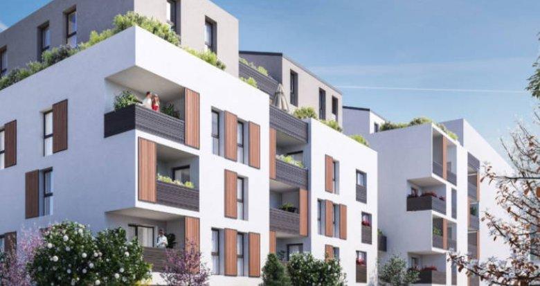 Achat / Vente programme immobilier neuf Villeurbanne proche Gratte-Ciel (69100) - Réf. 3347