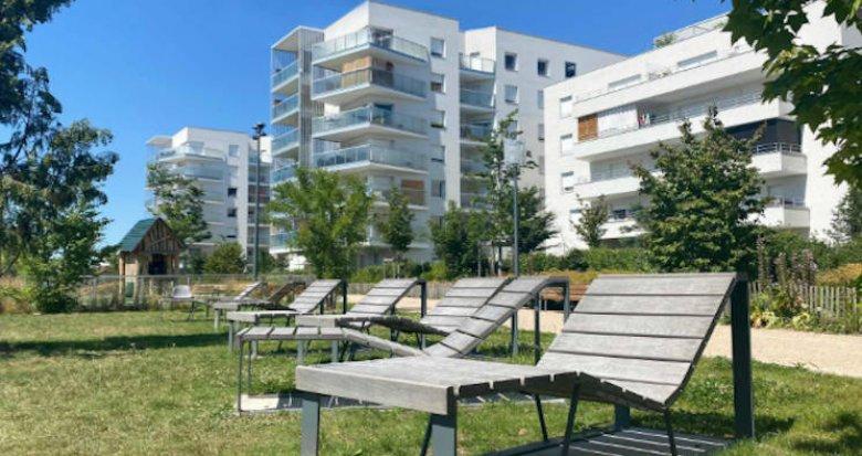 Achat / Vente programme immobilier neuf Villeurbanne quartier Carré de Soie (69100) - Réf. 4944