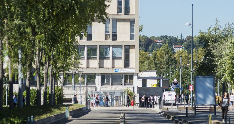 Achat / Vente programme immobilier neuf Villeurbanne quartier Château Gaillard (69100) - Réf. 2130