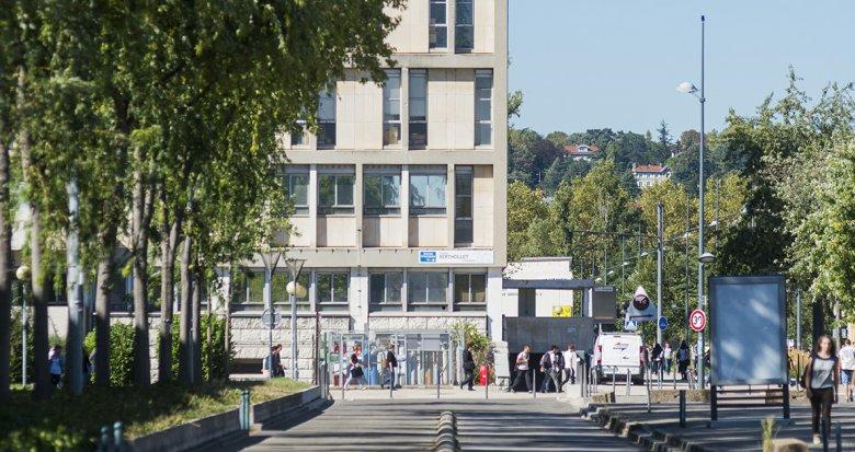 Achat / Vente programme immobilier neuf Villeurbanne quartier Château Gaillard (69100) - Réf. 2479