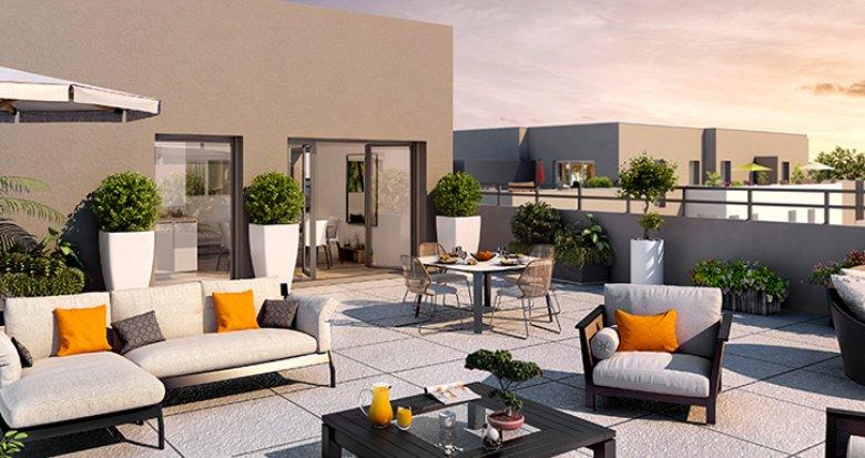 Achat / Vente programme immobilier neuf Villeurbanne Saint-Jean (69100) - Réf. 142