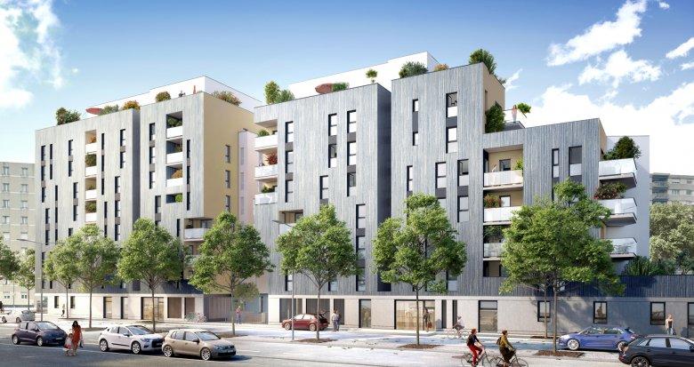 Achat / Vente programme immobilier neuf Villeurbanne secteur République (69100) - Réf. 2322